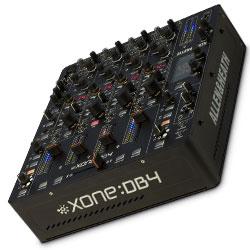 Allen & Heath XONE:DB4 Digital DJ FX Mixer