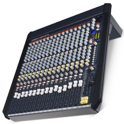 Allen & Heath W41602 Mix Wizard Console with 16 channel Inputs