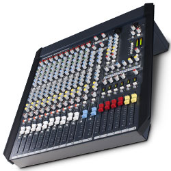 Allen & Heath W41442 Mix Wizard Console with 10 Channel Inputs