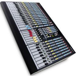 Allen & Heath GL2400-424 Mixer 4 bus 22 mono 2 stereo 6 aux