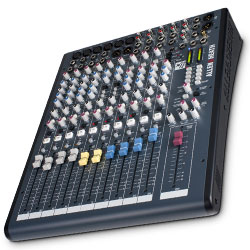 Allen & Heath XB214 Compact Broadcast Mixer