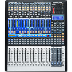 Presonus STUDIOLIVE 16.4.2AI Digital Mixing Systems With Active Integration