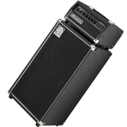 Ampeg MICROCLSTACK 100W solid state SVT classic style stack