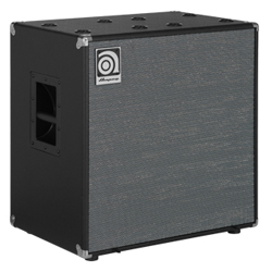 "Ampeg SVT212AV 2 12"" ported horn loaded speaker cabinet 600W RMS SVT VR head color scheme"
