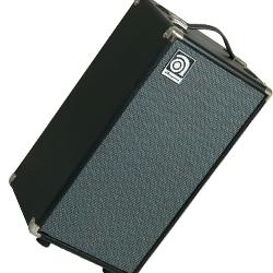 """Ampeg SVT210AV 2 10"""" speaker cabinet 200W RMS SVT VR AV color scheme"""