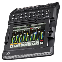 Mackie DL1608 Lightning 16 Channel Mixer with Apple iPad control
