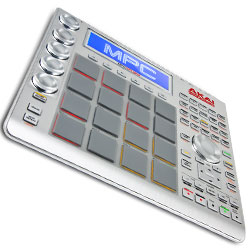 Akai MPCStudio Music Production Controller Slimline (discontinued clearance)
