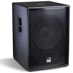Alto TSSUB-18 TRUESONIC Active 1200 Watt 18 Inch Subwoofer (discontinued clearance)