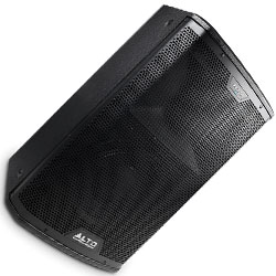 Alto Black10 10 Inch 2 Way 2400 Watt Powered Loudspeaker with Wireless Connectivity