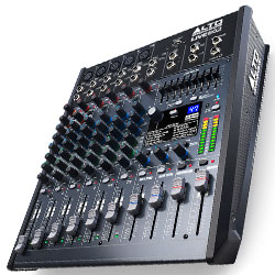 Alto Live802 Professional 8 Channel 2 Bus Mixer