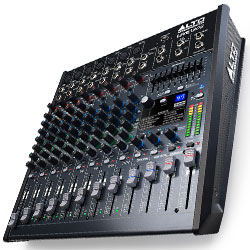 Alto Live1202 Professional 12 Channel 2 Bus Mixer