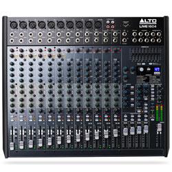 Alto Live1604 Professional 16 Channel 4 Bus Mixer