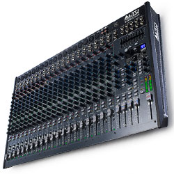 Alto Live2404 Professional 24 Channel 4 Bus Mixer