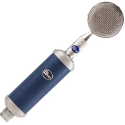 Blue Microphones Bottle RS1 Bottle Rocket Stage 1 Large Diaphragm Studio Condenser Microphone