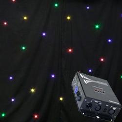 Microh LED STAR DRAPE Tri LED DMX Stage Backdrop