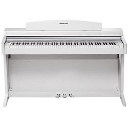 Kurzweil M-1 WH 88 Key Upright Digital Piano in White