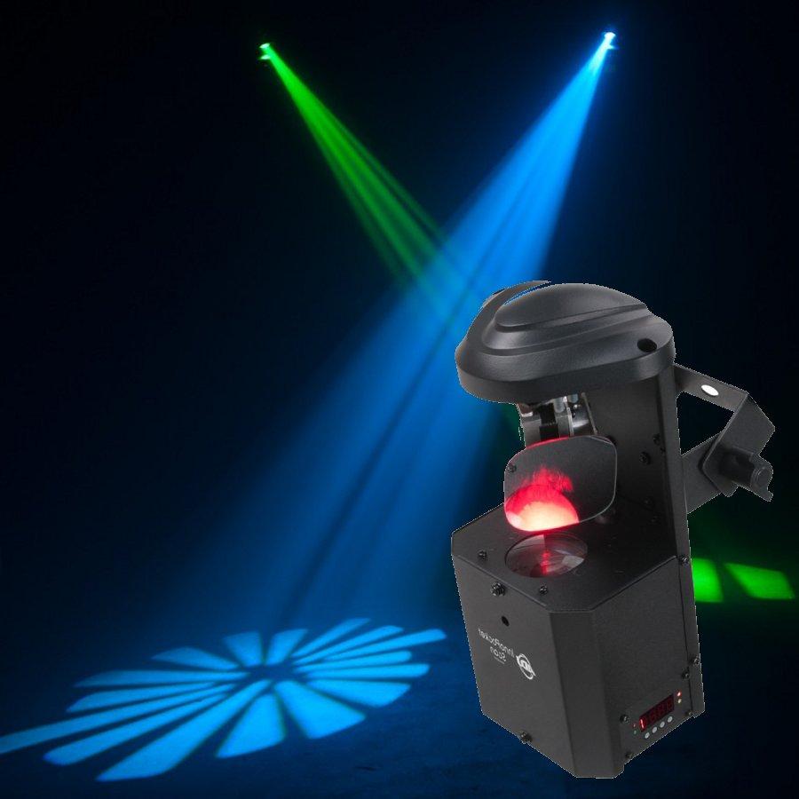 American DJ INNO-POCKET-SCAN LED Lighting High Output Scanner- 12W