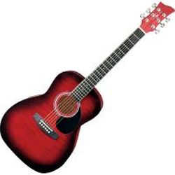 Jay Turser JJ45RSB 6 String Acoustic Guitar with Basswood body (discontinued clearance)