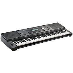 Kurzweil KP100 Touch Response Keyboard with 61 keys and 633 factory presets