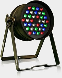 Microh LED PRO 64 RGBW High Power RGB LED Par Wash