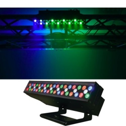 Microh LED RAZOR45 RGBAW LED Stage Light Bar WASH WITH COLOR SCROLLING