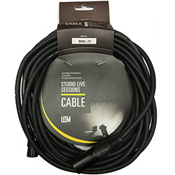 Leem BML25 Professional Microphone Cable