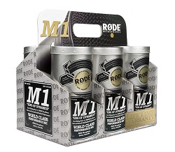 Rode M1 Six Pack Live Performance Dynamic Microphone