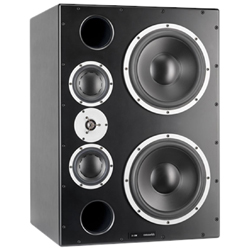 Dynaudio M3VE/LEFT Passive Left Side Three Way Studio Monitor with MF/HF Crossover