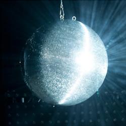 American DJ M-4040 Glass 40-Inch Mirror Ball