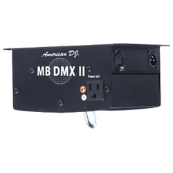 American DJ MB-DMX-II Heavy-Duty Motor for Balls up to 20 inches