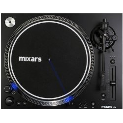 Mixars LTA Straight Arm High Torque Direct Drive Turntable