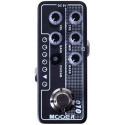Mooer M010 Two Stone Micro Preamp Pedal