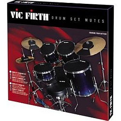 Vic Firth MUTEPP3 Mute Pack