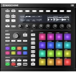 Native Instruments Maschine MK2 BLK DJ Controller in Black