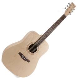 Norman 038756 Expedition Natural SG Acoustic Guitar (no pick up) - (discontinued clearance)