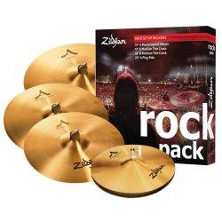 Zildjian A0801R Rock Pack A Cymbal Set