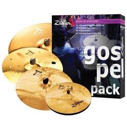 Zildjian AC0801G Gospel Pack A Custom Cymbal Set