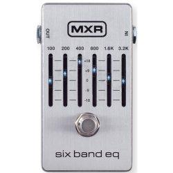 Dunlop M109S MXR Six Band EQ Pedal