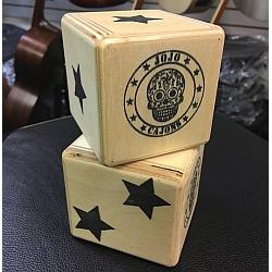 Jojo Cajons Pair-a-dice hand percussion shakers