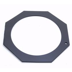 American DJ PAR-G46B Gel holder frame for PAR lighting can model Par-46B in Black