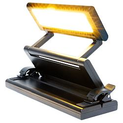 Profile PML-5000 Foldable Lamp with 24 LEDs for Music Stands-Lecterns-Desktop(discontinued clearance)