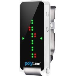 TC Electronic Polytune Clip clip-on polyphonic tuner