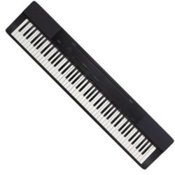 Casio PX150BK Touch-Sensitive Keyboard