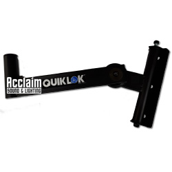 Quiklok QL90CK Contractor Pack Heavy Duty wall mount speaker bracket