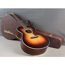 Washburn RSG200SWVSK Revival Series 6 String RH Acoustic Guitar with hardshell case(discontinued clearance)