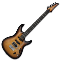 Ibanez SA160FM-BBT Electric Guitar - Brown Burst (discontinued clearance)