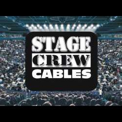 "Stage Crew SCI20-1/4-1/4R 20 Foot 1/4""M-1/4""Right Angle Instrument Cable"