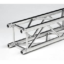 Global Truss SQ-4110-.75 2.46ft. (.75m) Square Truss Segment