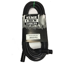 Stage Crew SCM25-XLRM-XLRF 25 foot XLRF-XLRM Microphone or DMX Cable