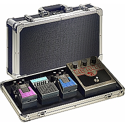 Stagg UPC-424 ABS case for guitar effect pedals